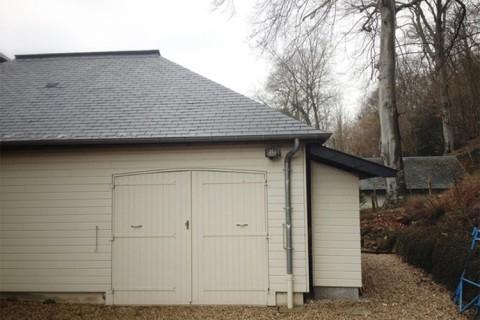 Abri de garage Normandie