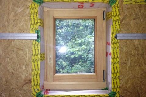 Etanchéité à l'air fenêtre